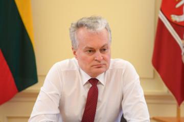 El presidente de Lituania insta a Ucrania que continúe su curso hacia la UE y la OTAN