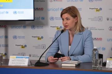 Stefanishyna: La crisis por el coronavirus demuestra la importancia de la asociación de Ucrania con la UE y la OTAN