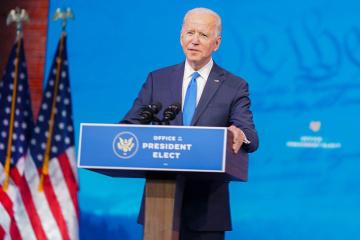 Biden wird bei Treffen mit Putin über die Ukraine sprechen - Weißes Haus