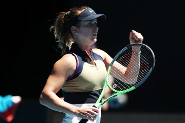 Australian Open: Svitolina in der zweiten Runde