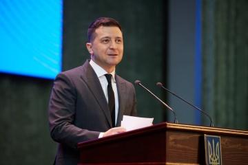 Zelensky anuncia el establecimiento de un Consejo para el desarrollo de la educación secundaria
