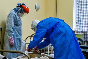 Coronavirus in Ukraine: Zahl der Neuinfektionen steigt auf 3.409
