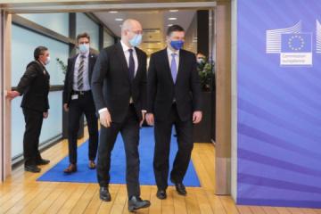 Dombrovskis: La UE lista para iniciar la revisión de la liberalización del comercio de mercancías con Ucrania