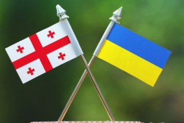 Ukraine invites Georgian president to take part in Crimean Platform summit