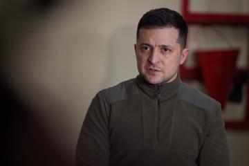 Zelensky invita a Putin a reunirse en cualquier lugar del Donbás ucraniano donde hay guerra