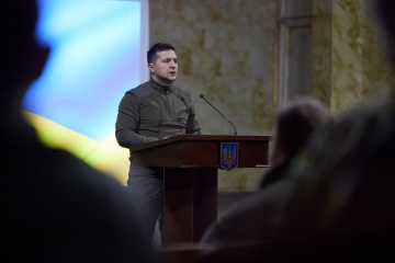 Zelensky: 'Minsk' debe ser cumplido por todas las partes