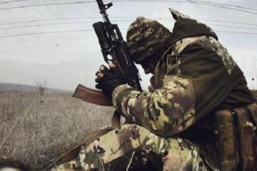4月2日の露占領軍停戦違反21回、宇軍人2名、民間人1名負傷=統一部隊