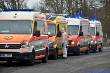 Ukraine meldet 4.286 neue Coronavirus-Fälle