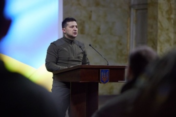 Zelensky: Minsk agreements should be fulfilled by all parties