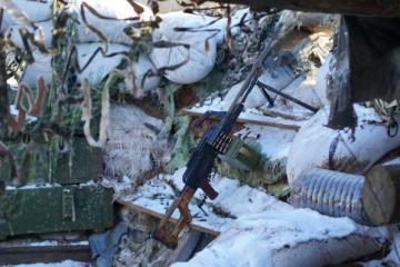 Donbass : quatre violations du cessez-le-feu