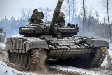 Invaders violate ceasefire in Donbas three times