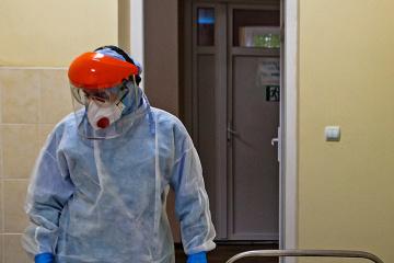 Na Ukrainie zarejestrowano 5182 nowe przypadki COVID-19