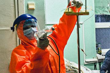 Ukraine meldet 5.336 neue Coronavirus-Fälle innerhalb eines Tages