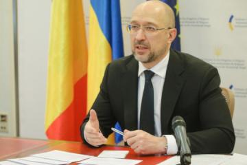 PM Shmyhal supports creation of Advisory Council of Ukrainian organizations abroad