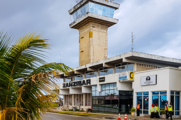 Ukrainian tourists stranded in Zanzibar due to plane malfunction