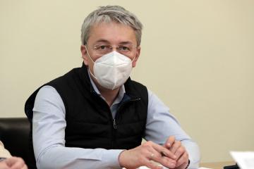 Tkachenko: Eighty percent of monuments in Ukraine need serious restoration