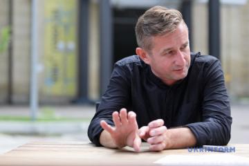 """Serhij Zhadan mit Gedichtband """"A New Orthography"""" ist Finalist von PEN America Literary Awards"""