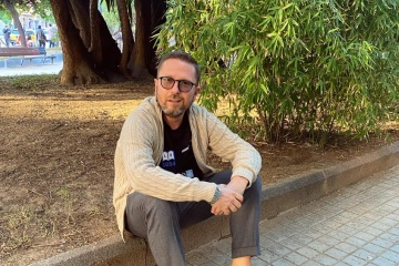 SBU wirft prorussischem Blogger Scharij Landesverrat vor