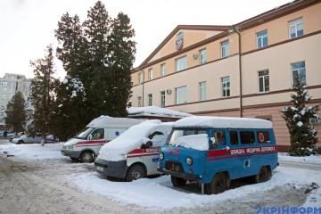 2月22日時点 ウクライナ国内新型コロナ新規確認数3206件