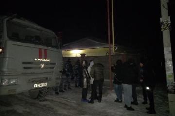 Cinq personnes arrêtées lors des raids du FSB sur des maisons des Tatars de Crimée