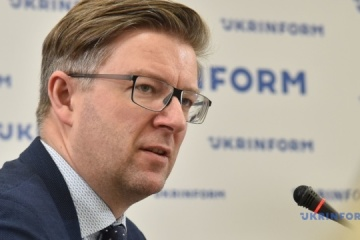 Kyiv should inform the world about national security protection through state channels and intelligence – Estonian ambassador