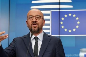 Michel: EU to defend territorial integrity of Ukraine and Georgia