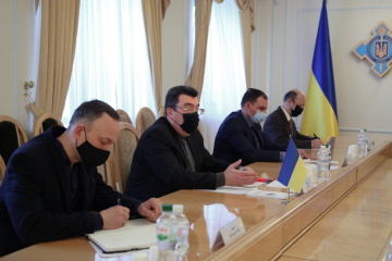 РНБО сьогодні заслухає Данілова та Баканова