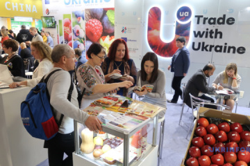 Ukraine presents over 20 companies at BIOFACH organic food fair