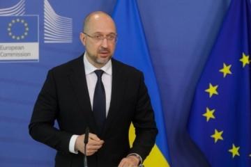 Schmyhal: Revolution der Würde hat Irreversibilität europäischen Weges bestimmt