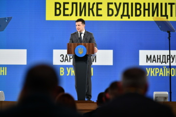 ゼレンシキー大統領、郊外電車改善プロジェクトを発表