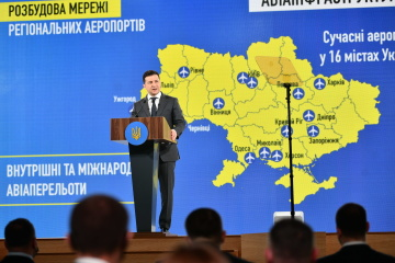 Zelensky: Negotiations on railway rolling stock manufacturing with foreign investor underway