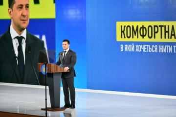 Zelensky: Ucrania continúa cooperando con el FMI