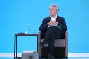 Tkachenko: More Ukrainian-language content to be available on Netflix