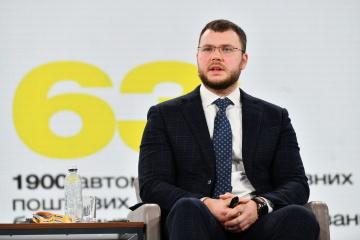 Kryklij zapowiedział w 2021 roku budowę europejskiego połączenia kolejowego na odcinku Kijów - Lwów - granica