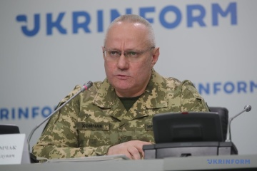 General Staff does not observe Russia's preparations for open military conflict with Ukraine