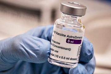 Der erste Corona-Impfstoff ist in Ukraine eingetroffen