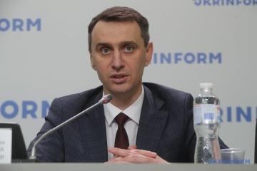 Chefsanitätsarzt der Ukraine mit Coronavirus infiziert