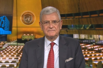 Volkan Bozkir appelle à une solution pacifique du conflit dans l'est de l'Ukraine