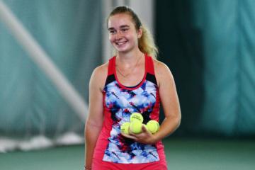 Дар'я Снігур вийшла до півфіналу турніру  ITF в Пуатьє