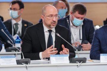Ukraine's total agreements on vaccine supply reach 30M doses - Shmyhal