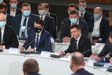 Congress of Local and Regional Authorities under President to be created soon – Zelensky