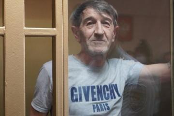 Urteil in Russland: Fünf Jahre Haft für 62-jährigen Aktivisten aus der Krim