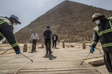 Egypt assures Ukraine of providing high standards of tourist service amid pandemic