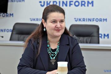 Oksana Markarowa, Botschafterin der Ukraine in den Vereinigten Staaten