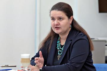 Oksana Markarova : L'Ukraine exhorte les États-Unis à renforcer les sanctions à l'encontre de la Russie