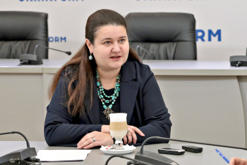 Markarova: Ukraine can offer U.S. business interesting prospects