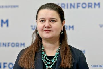 Markarova: Esperamos el apoyo de EE.UU. en la restauración de la paz en el Donbás y el movimiento a la OTAN