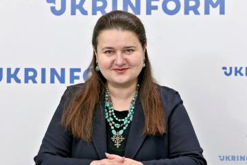 Markarova: Ucrania tiene brotes brillantes de lo que se convirtió en el secreto del éxito de Estados Unidos