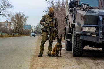 3月18日、露占領軍停戦違反6回、ウクライナ軍人1名死亡=統一部隊