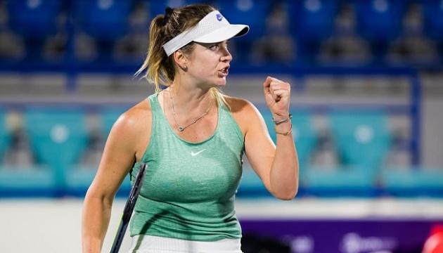 Свитолина вышла в третий круг турнира WTA в Мельбурне